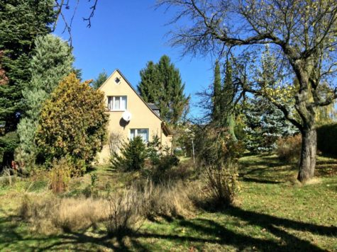 Kleines Haus mit großen Garten., 02736 Oppach, Einfamilienhaus