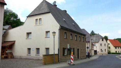 Wohnen und Arbeiten am Fuße vom Schloss Kuckuckstein, 01825 Liebstadt, Einfamilienhaus
