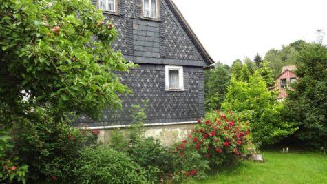 Traumhaft schönes Grundstück im Erholungsgebiet Zittauer Gebirge, 02796 Jonsdorf, Ferienhaus